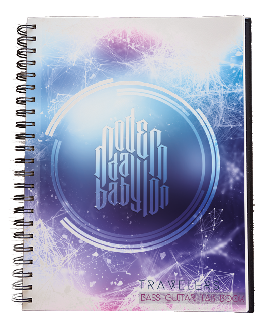 Bass Guitar Tab Book (printed)