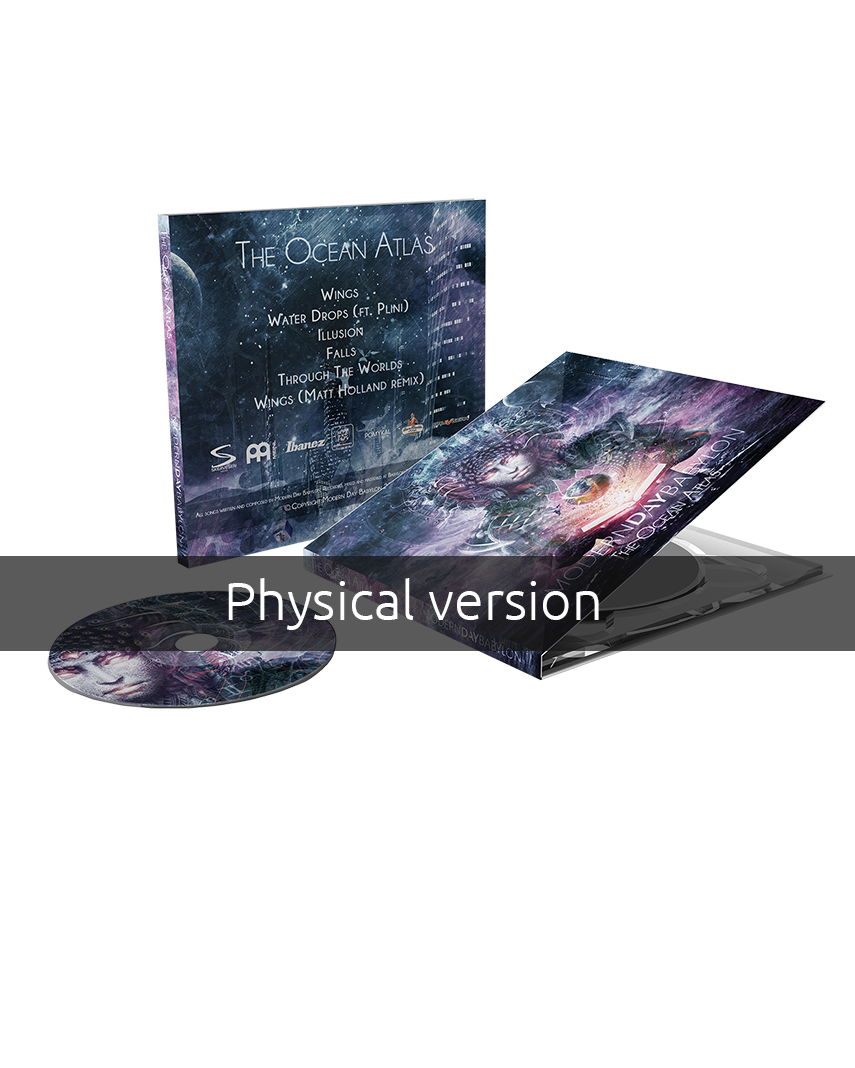 The Ocean Atlas (PHYSICAL)