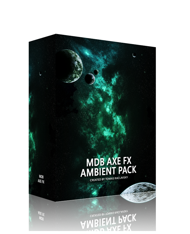 AXE FX II/AX8 AMBIENT PACK