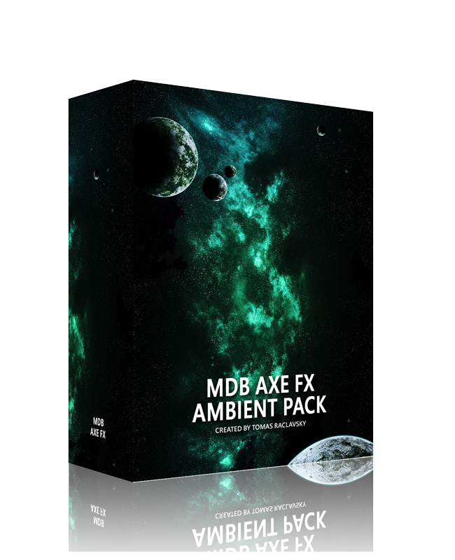 AXE FX ULTRA AMBIENT PACK
